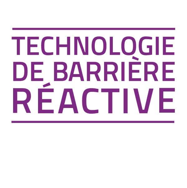 barrière réactive-100